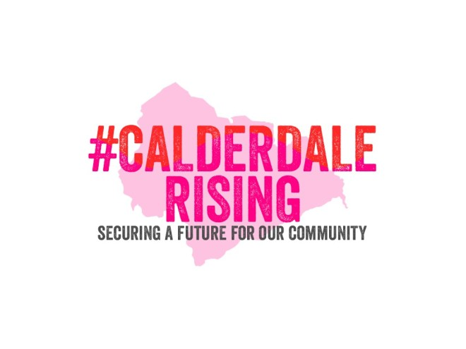 Calderdale Risng Happy Valentines