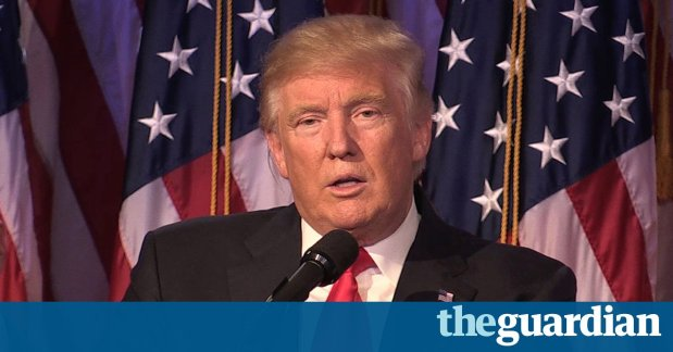 The Guardian view on Donald Trumps team: not the new normal | Editorial