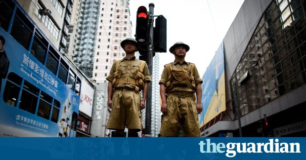 Hong Kong, where history has become a battleground for Beijing