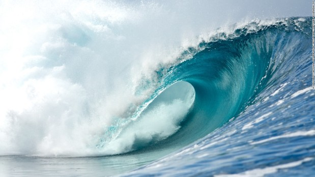 Could waves become the next big renewable energysource?