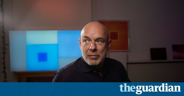 Brian Eno: Weve been in decline for 40 years  Trump is a chance torethink'