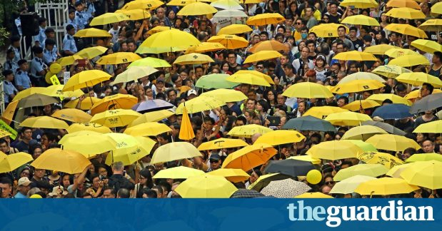 We must resist until China gives Hong Kong a say in our future